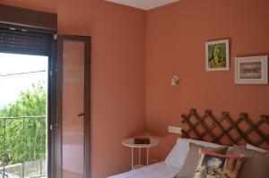 Cama o camas de una habitación en Casa Rural - Santo Domingo Rural