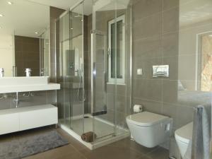 A bathroom at CIP-V3 Modern
