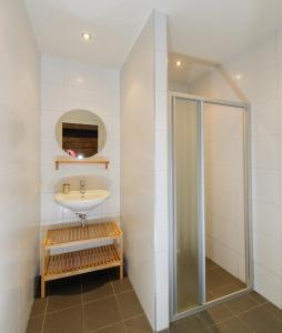 Een badkamer bij Hontemerhof Holiday Home