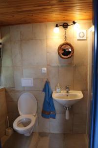 Kúpeľňa v ubytovaní Apartment Radikov42
