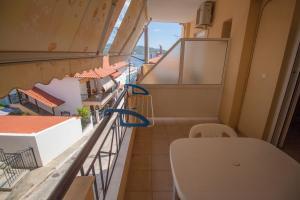 Μπαλκόνι ή βεράντα στο PortoDream Studios & Apartments
