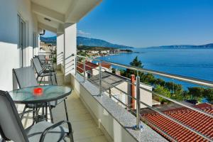 Balkon ili terasa u objektu Apartments & Rooms Kata