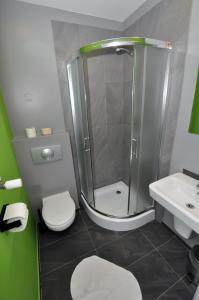Łazienka w obiekcie Sobotel Hotel & SPA