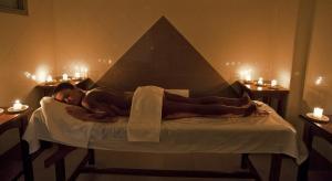 Cama o camas de una habitación en Balneario de Carballo