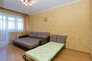 A seating area at Home Like on Vokzalnaya 19