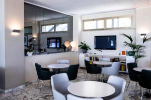 Salone o bar di Hotel Metropol