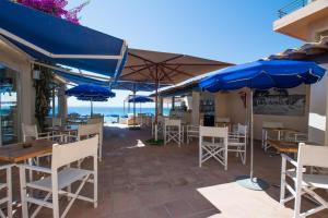 A restaurant or other place to eat at Grand Hotel Moriaz