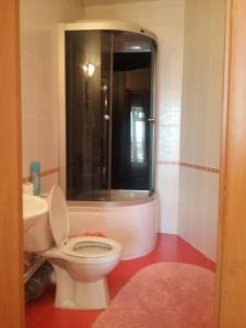 Ванная комната в Мини-Отель Грааль