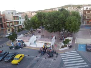 Vista de la piscina de Hostal Central o alrededores