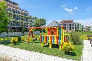 Детска площадка в Хотел Луксор