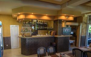 Фоайе или бар в Хотел Луксор