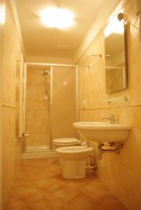 Ванная комната в Dependance Lipa