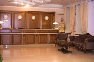 Лобби или стойка регистрации в Отель Палас