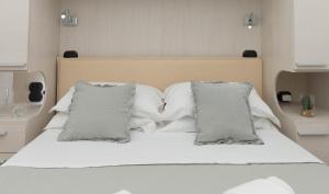 Letto o letti in una camera di Andenis Luxury House