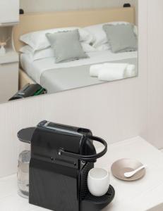Area soggiorno di Andenis Luxury House
