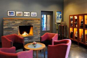 Et sittehjørne på Klingenberg Hotel