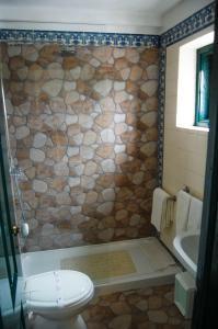 A bathroom at Casa Do Relogio