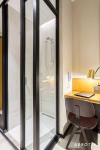 Um banheiro em Aerotel Galeão Terminal 2