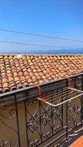 Balcone o terrazza di B&b La Giara