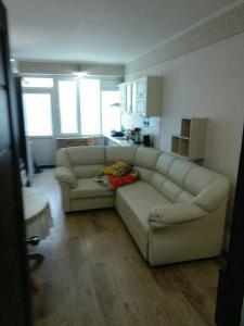 Гостиная зона в Апартаменты на Плеханова 25 Б
