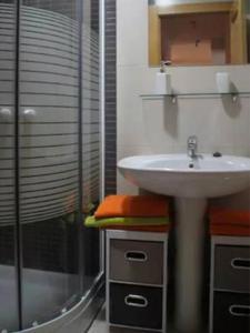 """A bathroom at Apartamento """"La Laurel"""""""
