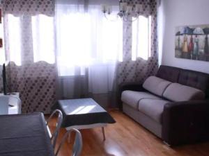 """A seating area at Apartamento """"La Laurel"""""""
