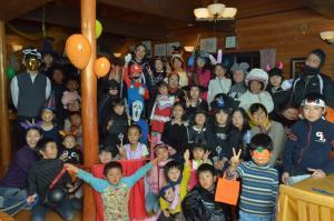 Children staying at Soratobu Usagi