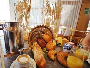 Ontbijt beschikbaar voor gasten van Hotel Imseng