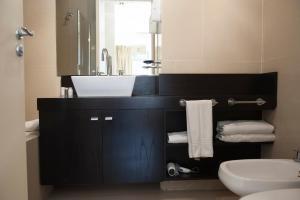 Un baño de Alta Piazza –Casa di Appartamenti–