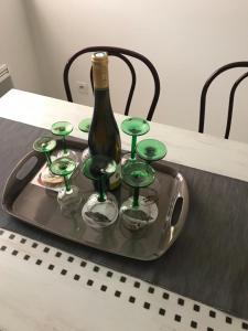 Drinks at Appartement avec garage Colmar Centre Historique