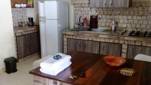 A cozinha ou cozinha compacta de Aguasclaras Residencial