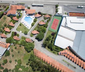 A bird's-eye view of Hotel S. Jorge