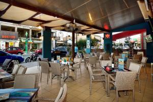 Εστιατόριο ή άλλο μέρος για φαγητό στο Akatos Hotel