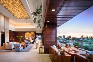 トランプ インターナショナル ホテル ワイキキ ビーチ ウォークにあるレストランまたは飲食店