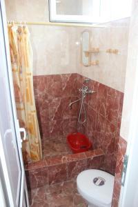 Ванная комната в Гостевой дом Изумруд