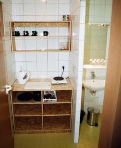 Ein Badezimmer in der Unterkunft Motel Dacice