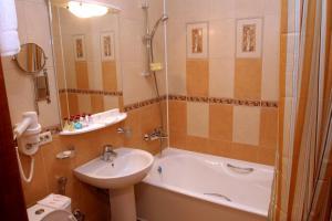 Ванная комната в Гостиница Аврора