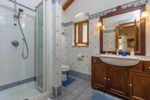 A bathroom at Guesthouse Casa Nova
