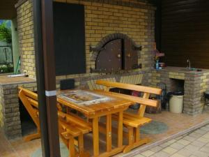 Ресторан / где поесть в Guest House on Tsvetochnaya 8A