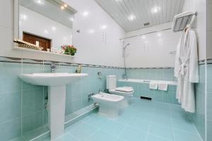 Ванная комната в Вилла Маск