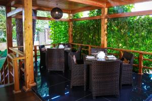 Ресторан / где поесть в Отель Grand M