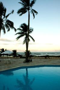 The swimming pool at or near Hotel La Dolce Vita