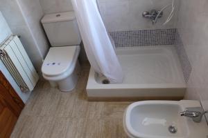 Un baño de Hotel Albohera