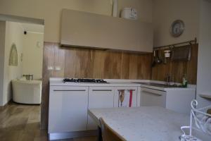 Cucina o angolo cottura di Vigne Apartament