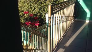 Un balcón o terraza de Pousada Reis
