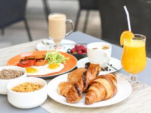 Завтрак для гостей Отель Авангард
