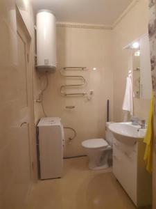 Ванная комната в Апартаменты в Резиденции Утриш