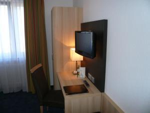 TV/Unterhaltungsangebot in der Unterkunft Hotel Kaiserhof