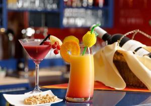 Drinks at Hotel Carat