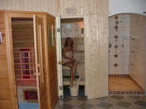 Spa und/oder Wellnesseinrichtungen in der Unterkunft Adamsberg